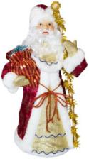 Сладкие новогодние подарки - в эксклюзивной упаковке из дерева, кожи, керамики.